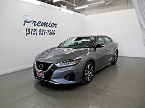2020 Nissan Maxima for sale at Premier Automotive Group in Milford OH