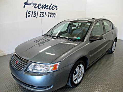 2007 Saturn Ion for sale at Premier Automotive Group in Milford OH