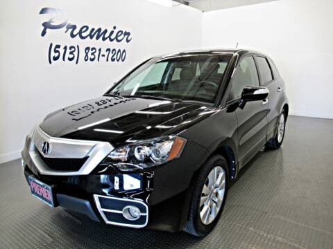 2012 Acura RDX for sale at Premier Automotive Group in Milford OH