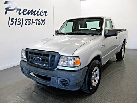 2010 Ford Ranger for sale at Premier Automotive Group in Milford OH