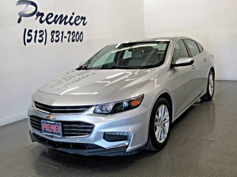 2018 Chevrolet Malibu for sale at Premier Automotive Group in Milford OH