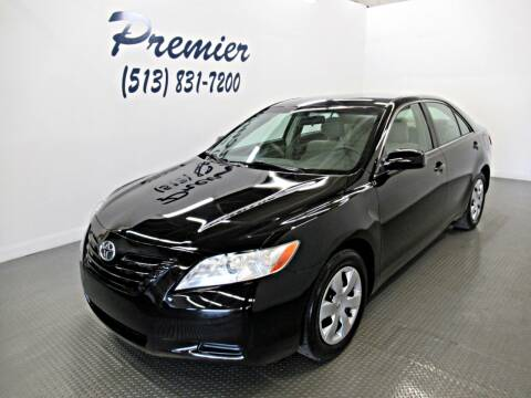2007 Toyota Camry for sale at Premier Automotive Group in Milford OH