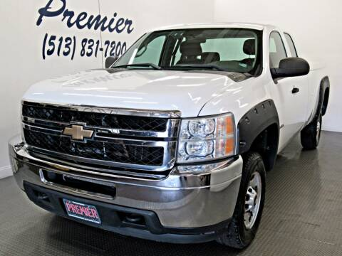 2011 Chevrolet Silverado 2500HD for sale at Premier Automotive Group in Milford OH