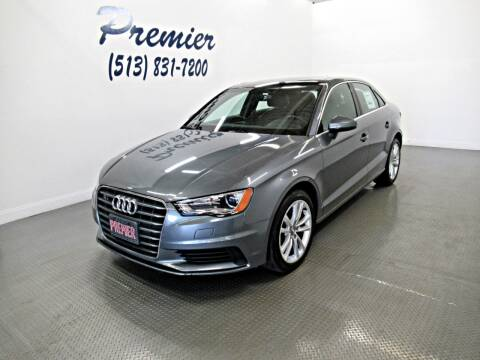 2015 Audi A3 for sale at Premier Automotive Group in Milford OH