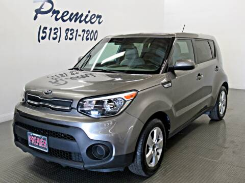 2017 Kia Soul for sale at Premier Automotive Group in Milford OH