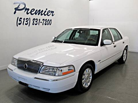 2005 Mercury Grand Marquis for sale at Premier Automotive Group in Milford OH