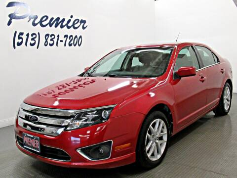 2012 Ford Fusion for sale at Premier Automotive Group in Milford OH