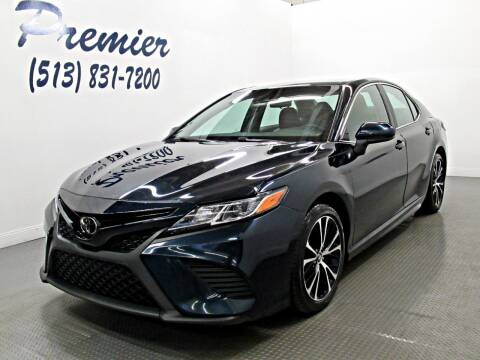2018 Toyota Camry for sale at Premier Automotive Group in Milford OH