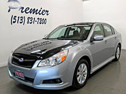 2012 Subaru Legacy for sale at Premier Automotive Group in Milford OH