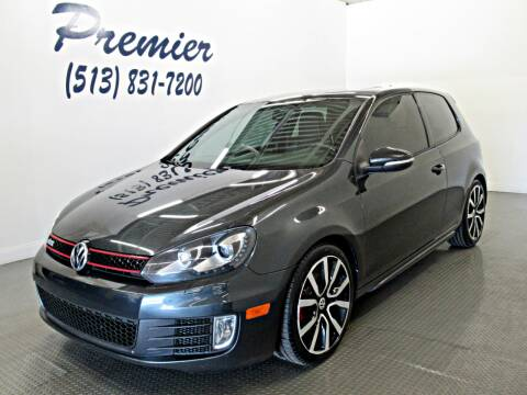 2013 Volkswagen GTI for sale at Premier Automotive Group in Milford OH
