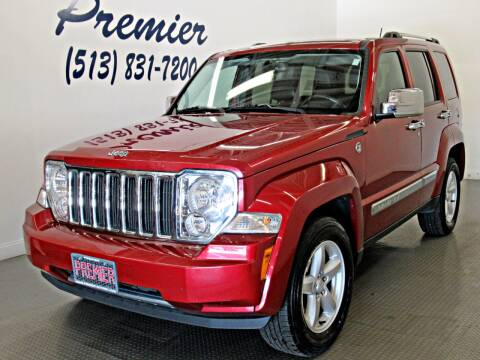2012 Jeep Liberty for sale at Premier Automotive Group in Milford OH
