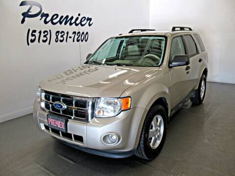 2012 Ford Escape for sale at Premier Automotive Group in Milford OH