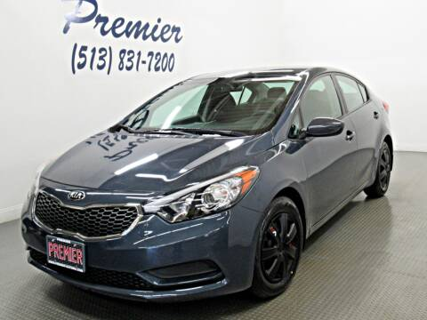 2016 Kia Forte for sale at Premier Automotive Group in Milford OH