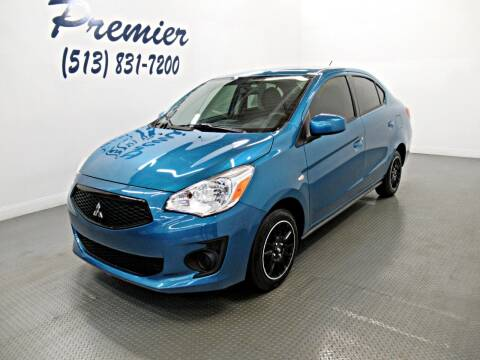 2020 Mitsubishi Mirage G4 for sale at Premier Automotive Group in Milford OH