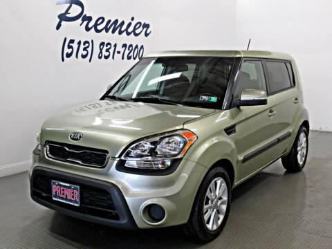 2013 Kia Soul for sale at Premier Automotive Group in Milford OH