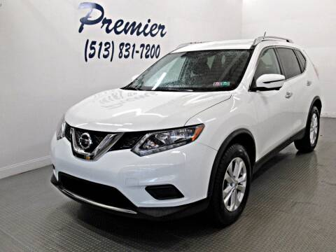 2016 Nissan Rogue for sale at Premier Automotive Group in Milford OH