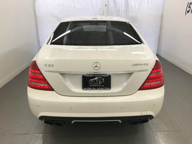 2011 Mercedes-Benz S-Class for sale at Premier Automotive Group in Milford OH