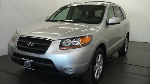 2007 Hyundai Santa Fe for sale at Premier Automotive Group in Milford OH