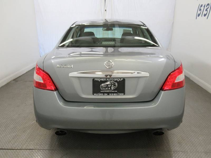 2009 Nissan Maxima for sale at Premier Automotive Group in Milford OH