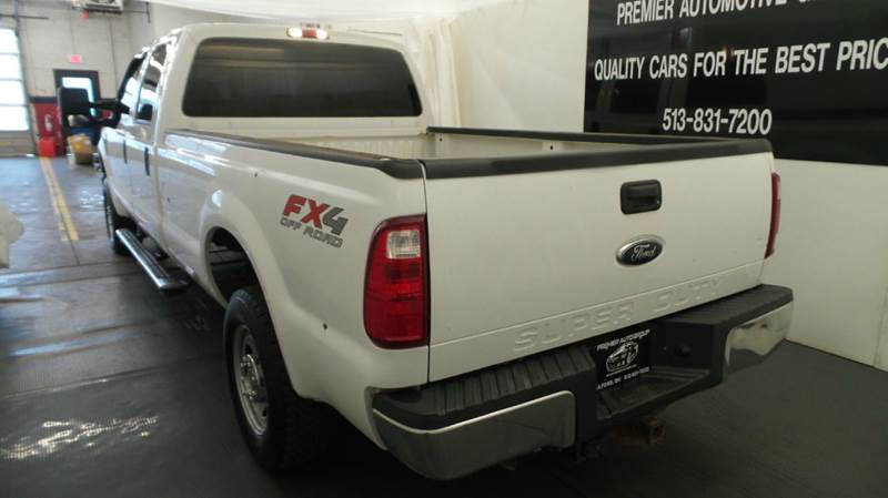 2010 Ford F-250 Super Duty for sale at Premier Automotive Group in Milford OH