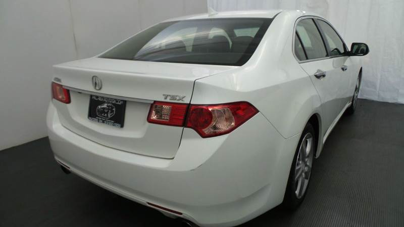 2012 Acura TSX for sale at Premier Automotive Group in Milford OH