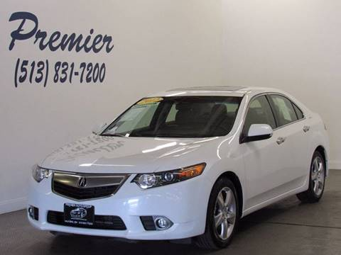 2012 Acura TSX for sale in Milford, OH