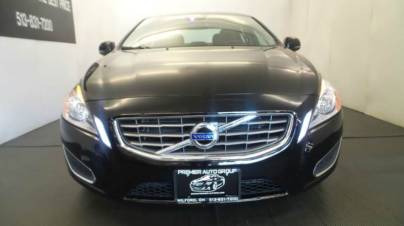 2012 Volvo S60 for sale at Premier Automotive Group in Milford OH