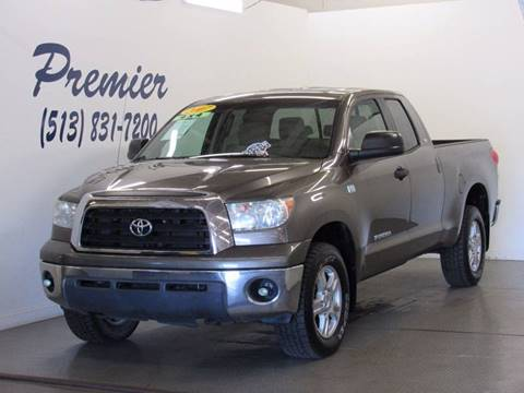 2007 Toyota Tundra for sale at Premier Automotive Group in Milford OH
