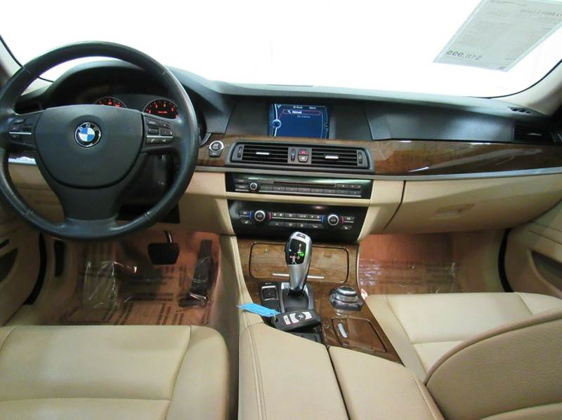 2012 BMW 5 Series for sale at Premier Automotive Group in Milford OH