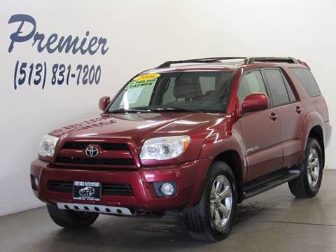 2006 Toyota 4Runner for sale at Premier Automotive Group in Milford OH
