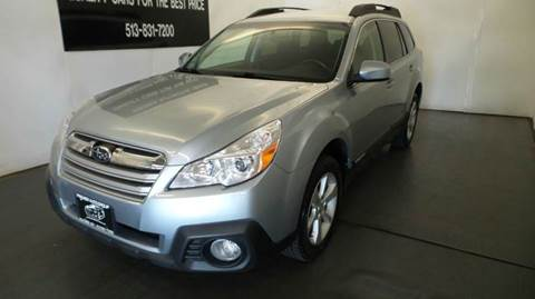 2014 Subaru Outback for sale at Premier Automotive Group in Milford OH