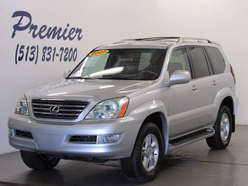 2007 Lexus GX 470 for sale at Premier Automotive Group in Milford OH