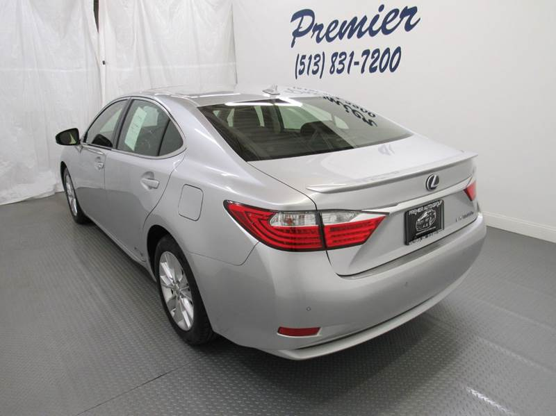 2013 Lexus ES 300h for sale at Premier Automotive Group in Milford OH
