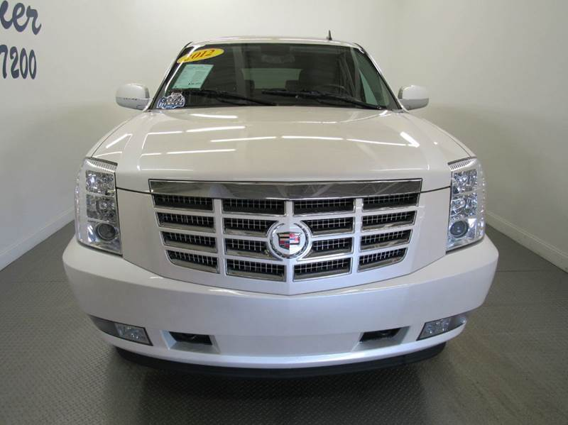 2012 Cadillac Escalade for sale at Premier Automotive Group in Milford OH