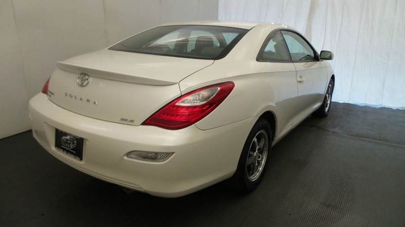 2008 Toyota Camry Solara for sale at Premier Automotive Group in Milford OH
