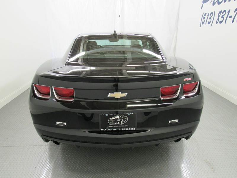 2010 Chevrolet Camaro for sale at Premier Automotive Group in Milford OH