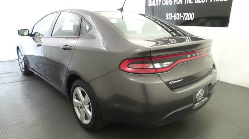 2016 Dodge Dart for sale at Premier Automotive Group in Milford OH