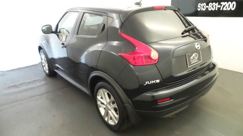 2012 Nissan JUKE for sale at Premier Automotive Group in Milford OH