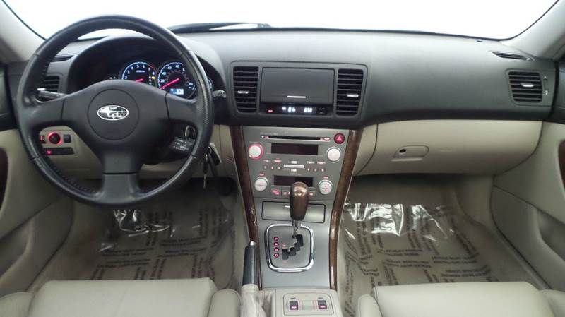 2007 Subaru Outback for sale at Premier Automotive Group in Milford OH