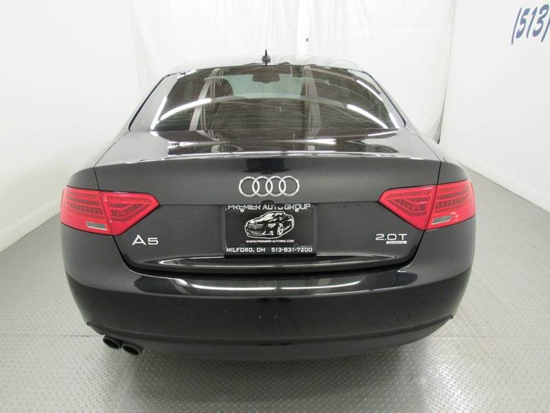 2013 Audi A5 for sale at Premier Automotive Group in Milford OH