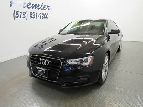 2013 Audi A5 for sale in Milford, OH