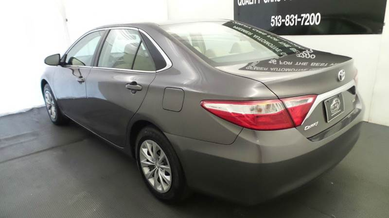 2015 Toyota Camry for sale at Premier Automotive Group in Milford OH