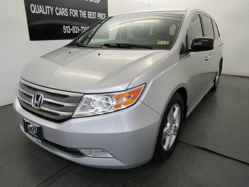 2012 Honda Odyssey for sale at Premier Automotive Group in Milford OH