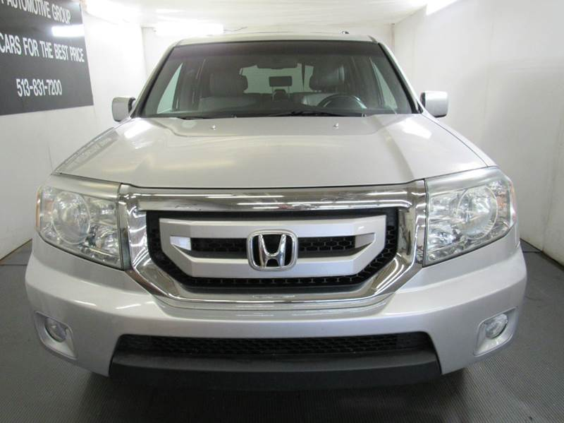 2009 Honda Pilot for sale at Premier Automotive Group in Milford OH