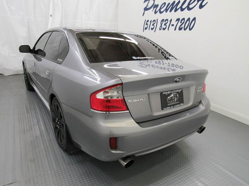 2009 Subaru Legacy for sale at Premier Automotive Group in Milford OH