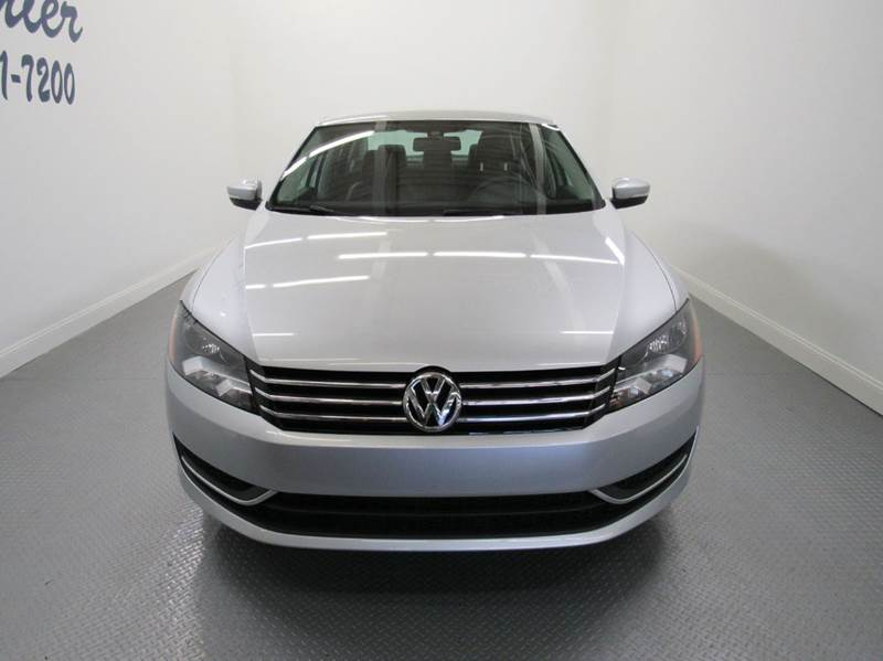 2013 Volkswagen Passat for sale at Premier Automotive Group in Milford OH