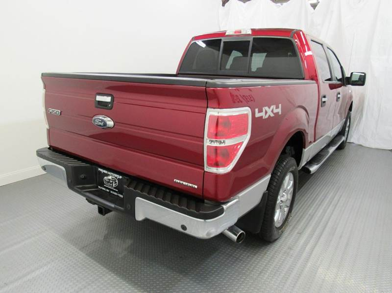 2013 Ford F-150 for sale at Premier Automotive Group in Milford OH