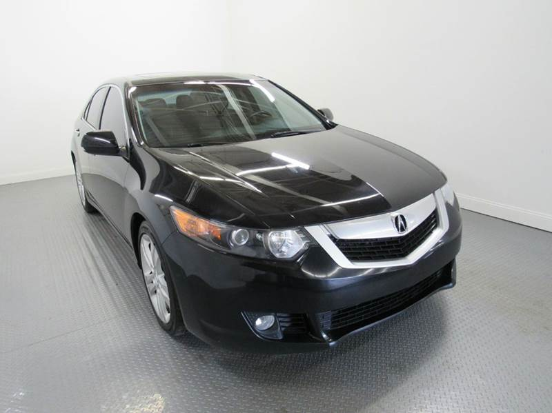 2010 Acura TSX for sale at Premier Automotive Group in Milford OH