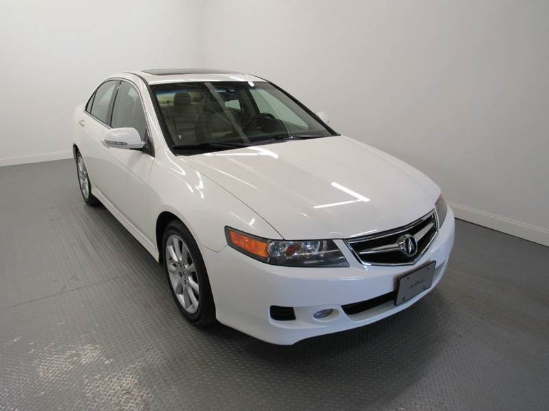 2008 Acura TSX for sale at Premier Automotive Group in Milford OH