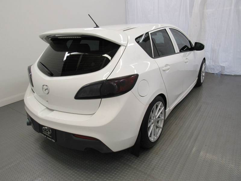 2013 Mazda MAZDASPEED3 for sale at Premier Automotive Group in Milford OH